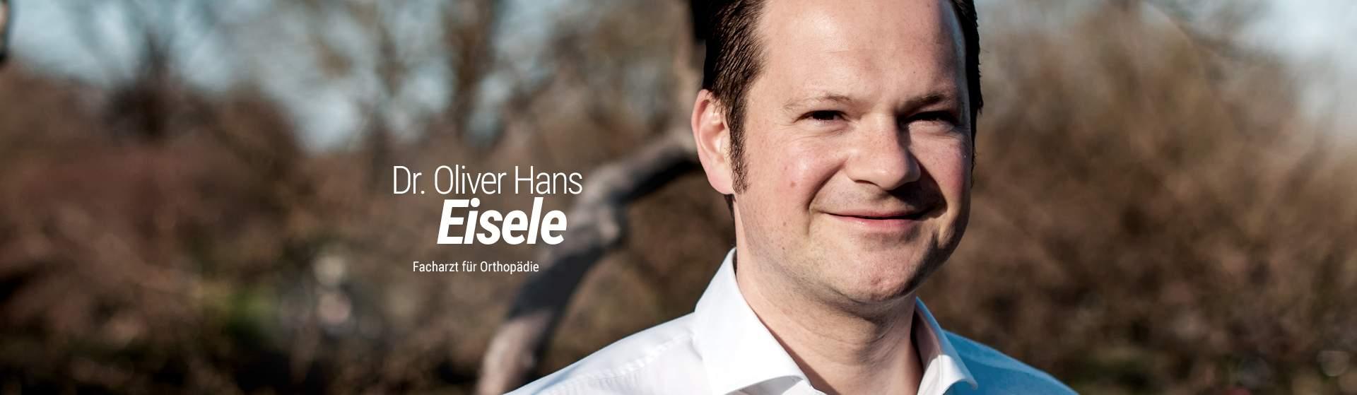 Dr Med Oliver Hans Eisele Orthoevo Dr Eisele Dr Volkering